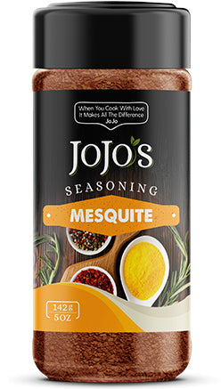 JoJo's Mesquite Seasoning