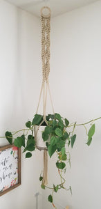 Large Macrame Hanger - Accessories