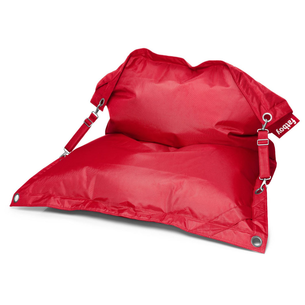 BUGGLE-UP RED <br> Pouf <br> Fatboy