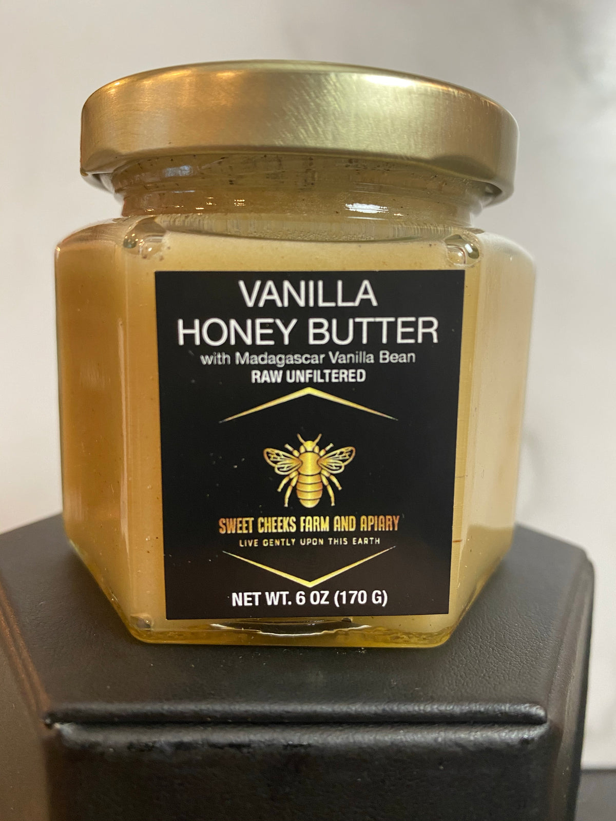 Vanilla Honey Butter 6 oz