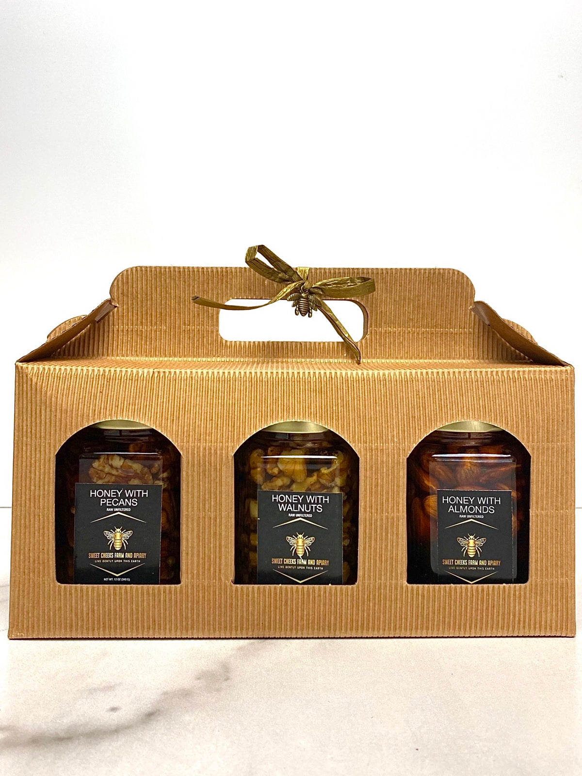 Honey Nut Trio Gift Box