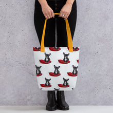 Load image into Gallery viewer, Custom Tote Bag - Whiskerr