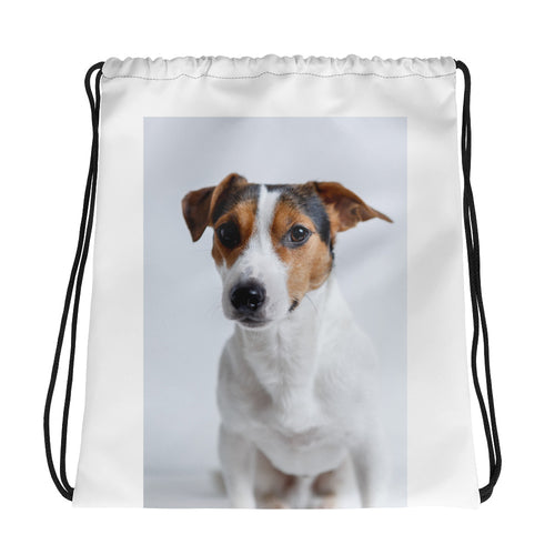 Custom Drawstring Bag - Whiskerr