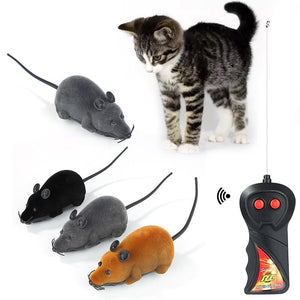 Mouse Toy with Remote Control - Whiskerr