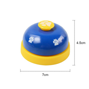 Dog Bell Training Toy