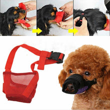 Load image into Gallery viewer, Adjustable Dog Muzzle - Whiskerr