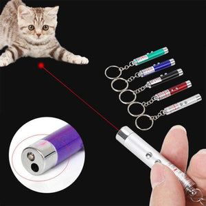 Cat Laser Toy - Whiskerr