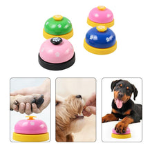 Load image into Gallery viewer, Dog Bell Training Toy