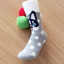 Load image into Gallery viewer, Women's Cute Dog Socks