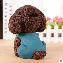 Load image into Gallery viewer, The Environmental Material Simulation Model Piggy bank cute dog