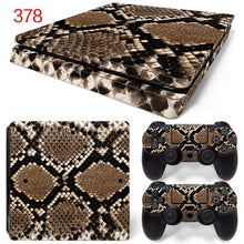 Load image into Gallery viewer, Skin Sticker Decor For PS4 Console Controller Decal Set
