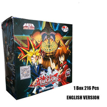 Load image into Gallery viewer, 216/432 Flash Cards All Rare Paper Box Packaging English Version The Strongest Damage Board Game Collection Cards Toy