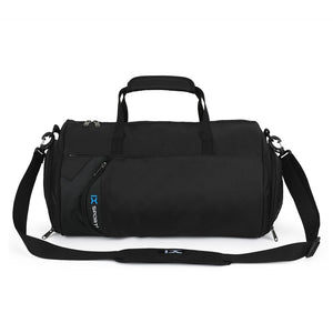 Gym Bag for Men Travel Duffel Bag for Women with Wet Pocket Shoes Compartment