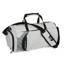 Load image into Gallery viewer, Gym Bag for Men Travel Duffel Bag for Women with Wet Pocket Shoes Compartment