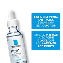 Load image into Gallery viewer, Effaclar Serum with Glycolic Acid / Pore-refining Anti-aging Serum.