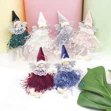 Load image into Gallery viewer, New Christmas Angel Doll Toy Christmas Tree Pendants Ornaments Home Decoration