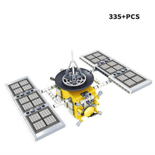 Load image into Gallery viewer, TOYS Space station Saturn V Rocket Building Blocks For Children City Shuttle satellite Astronaut figure Brick