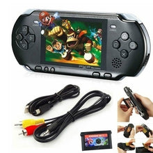 Load image into Gallery viewer, 16 Bit Handheld Game Console Portable Video Game 150 Games Retro Megadrive