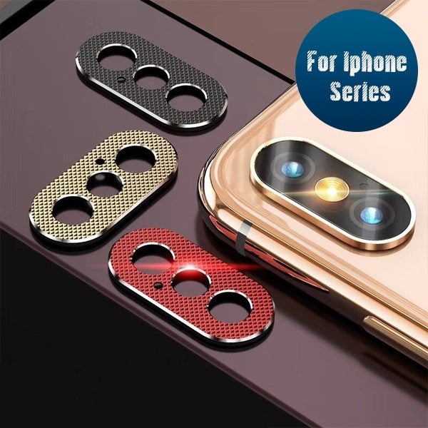 Back Camera Lens Metal Protective Protector Guard Cover For Iphone Xs Max Lens Ring protection Mobile Phone Accessories