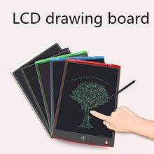Load image into Gallery viewer, Ultra-thin Lcd Writing Tablet Drawing Board 3.5/4.4/8.5/10/12''Inches Creative Business Pads Education Digital LCD Notepad Drawing Board Handwriting