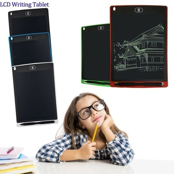 Ultra-thin Lcd Writing Tablet Drawing Board 3.5/4.4/8.5/10/12''Inches Creative Business Pads Education Digital LCD Notepad Drawing Board Handwriting