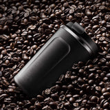 Insulated Tumbler Coffee Travel Mug Vacuum Insulated Coffee Tea Cup Stainless Steel with Screw on Lid Leak Proof Keep Hot Cold