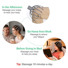 Load image into Gallery viewer, Head Scratcher Head Massage for Relaxation and Blood Circulation