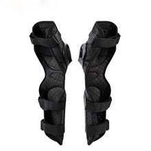 Load image into Gallery viewer, 4Pcs Motorbike Motorcycle Elbow Knee Pads Knee Protective Gear Protector Knee guards Kit