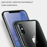HD Clear 2pcs/lot Front Back Tempered Glass Screen Protector for IPhone Xs Xs Max Xr X Protecor Glass Film for IPhone 6 7 8 Plus X Xs Max
