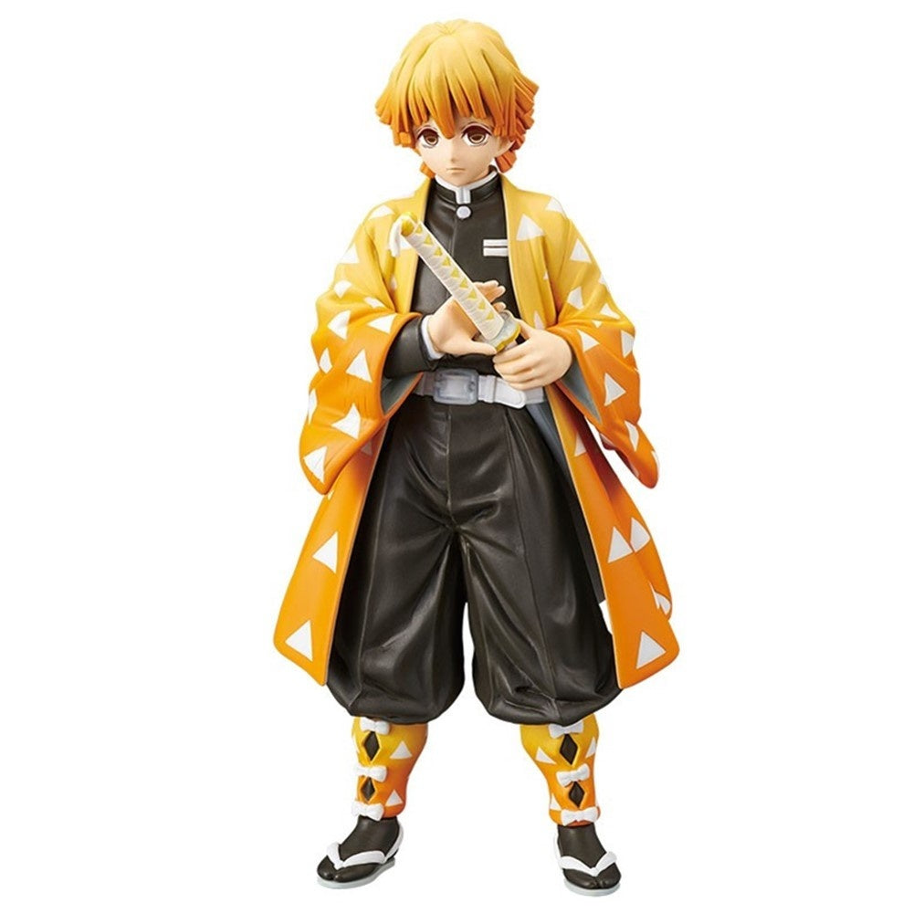 Demon Slayer: Kimetsu no Yaiba Agatsuma Zenitsu PVC Action Figure