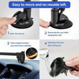 Universal In Car Windscreen Dashboard Holder Mount Mobile Phone Suction Cup GPS