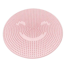 Load image into Gallery viewer, Silicone Bath Massage Cushion Brush Anti-slip for Lazy Wash Feet Clean Dead Skin Bathroom