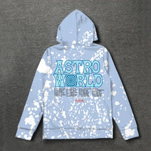 Load image into Gallery viewer, Travis Scott Astroworld Tour Astronaut Hoodies Men and Women Hip Hop Streetwear ASTROWORLD Hoodies Fashion Casual Personalized Harajuku Pullover Sweatshirts Sudadera