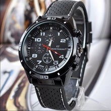 Load image into Gallery viewer, Men Fashion Silicone Band Sport Watch