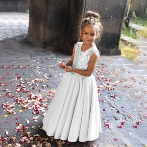 Baby Girl Solid Color Sleeveless High Waist Sequin Swing Dress Evening Party Dress Kids Elegant Cocktail Dress Fashion Tunic Dress Slim Fit Pleated Dress Cute Wedding Party Flower Girl Dress