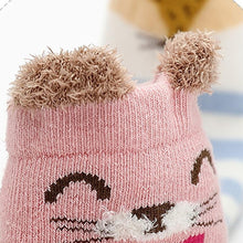 Load image into Gallery viewer, 1 Pair  Non-slip Baby Socks Autumn Winter Sock Warm Boys Girls Clothing Accessories  0-3Y Baby