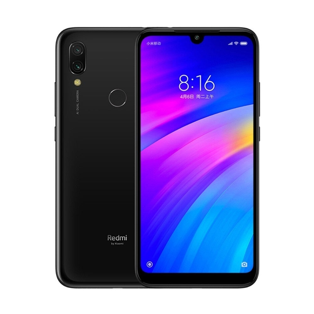 New fashion Global Version Xiaomi Redmi 7 Smartphone 6.26 Inch 3GB RAM 32GB ROM Snapdragon 632 Dual Camera