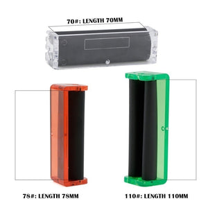 New Cigarette Rolling Machine 70/78/110 Esay Manual Tobacco Roller Hand Cigarette Maker Rolling Machine Tool