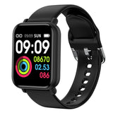 Fashion Women Jewelry Watch IP67 Waterproof Watch Fitness Tracker Activity Tracker Watch Heart Rate Blood Pressure Sleep Monitor Smart Bracelet for IOS Android