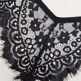 Fashion Women Ladies Black Boxer Briefs Lace Underwear Fashion Accessories Panties Lace Shorts