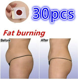 20/30pcs Traditional Chinese Medicine Burning Fat Weight Loss Slim Patch