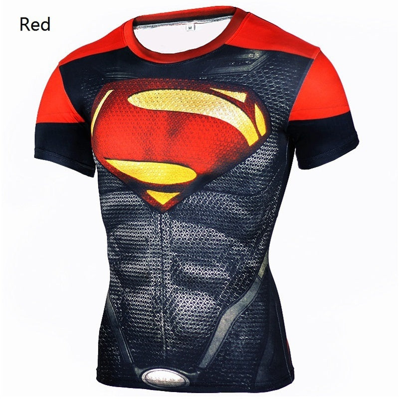 Fitness Running T Shirt Basketball Clothes Soccer Jersey