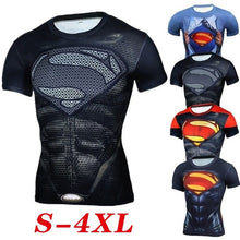 Load image into Gallery viewer, Fitness Running T Shirt Basketball Clothes Soccer Jersey