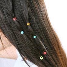 Load image into Gallery viewer, 2500/1000PCS New Arrival Baby Kids Multicolor High Quality Rubber Band Tie Ponytail Holder Ponytail Holder Rubber Bands Hair Accessories Hair Band