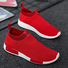Load image into Gallery viewer, New Fashion Mens Light Weight Comfortable Running Shoes For Man Casual Sport Slip on Sock Shoes