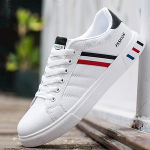 New Men Shoes Spring White Shoes Men's Casual Shoes Fashion Sneakers Street Cool Man Footwear Shoes Zapatos De Hombre