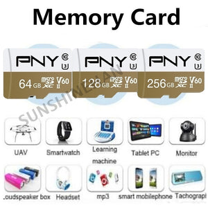 2020new TF CARD high speed 256GB 128GB 64GB 32GB USB drive Micro SD Micro SDHC Micro SD SDHC card 10 UHS-II V60 TF memory card + card reader