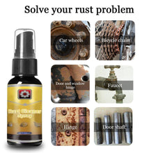 Load image into Gallery viewer, Rust Inhibitor Rust Remover Derusting Spray Car Maintenance Cleaning Accessories Multifunctional Antirust Agent for Kitchen Car Rust Remover Car Maintenance