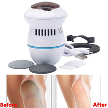 Load image into Gallery viewer, New Electric Reamer Skin Grinding Hard Skin Trimmer Dead Skin Pedicure Foot Care Tool Callus Removes Heel Calluses