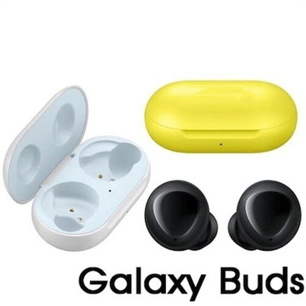 2020 Updated Refurbished 1:1 Samsung Galaxy Buds True Wireless Sweatproof In-ear Stereo Sports Earbuds with Micrphones Noisecanceling Hifi Bass Bluetooth Earphones Mini Headset With Wireless Charging Case